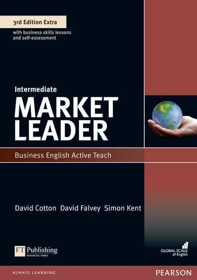 Market Leader Extra. Intermediate Active Teach CD-ROM