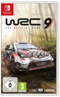 WRC 9, 1 Nintendo Switch-Spiel