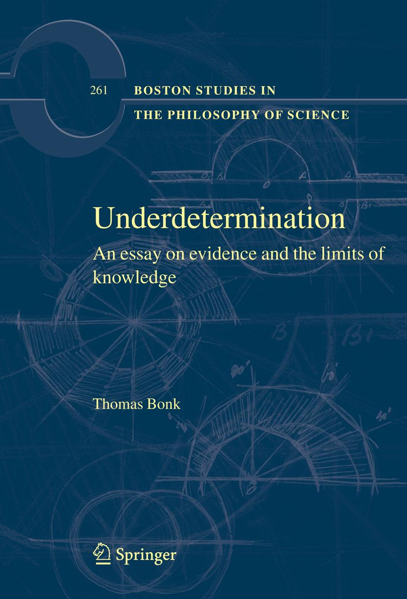 Underdetermination | Thomas Bonk |  9781402068980