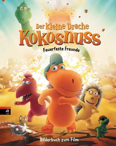 Der kleine Drache Kokosnuss - Bilderbuch zum Film
