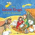 Der kleine Engel und das Jesuskind, Spielkrippe