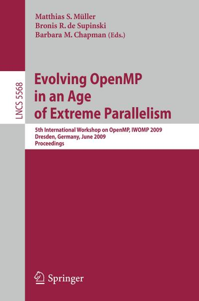 Evolving OpenMP in an Age of Extreme Parallelism
