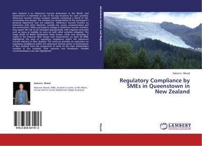 Regulatory Compliance by SMEs in Queenstown in New Zealand