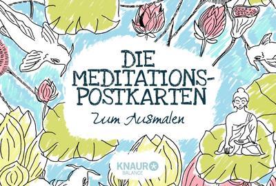 Die Meditations-Postkarten