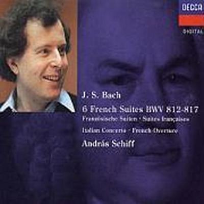 Französische Suiten/Italienisches Konzert/+
