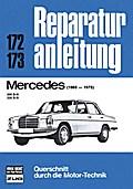 Mercedes 200/220 D/8 1968-1975; Reparaturanle ...