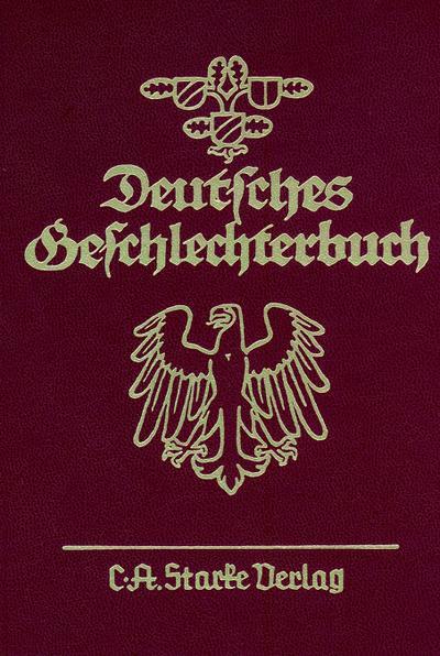 Deutsches Geschlechterbuch.Bd. 151/11. Niedersächsisches Geschlechterbuch