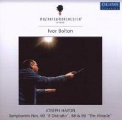 Sinfonien 60,88 & 96