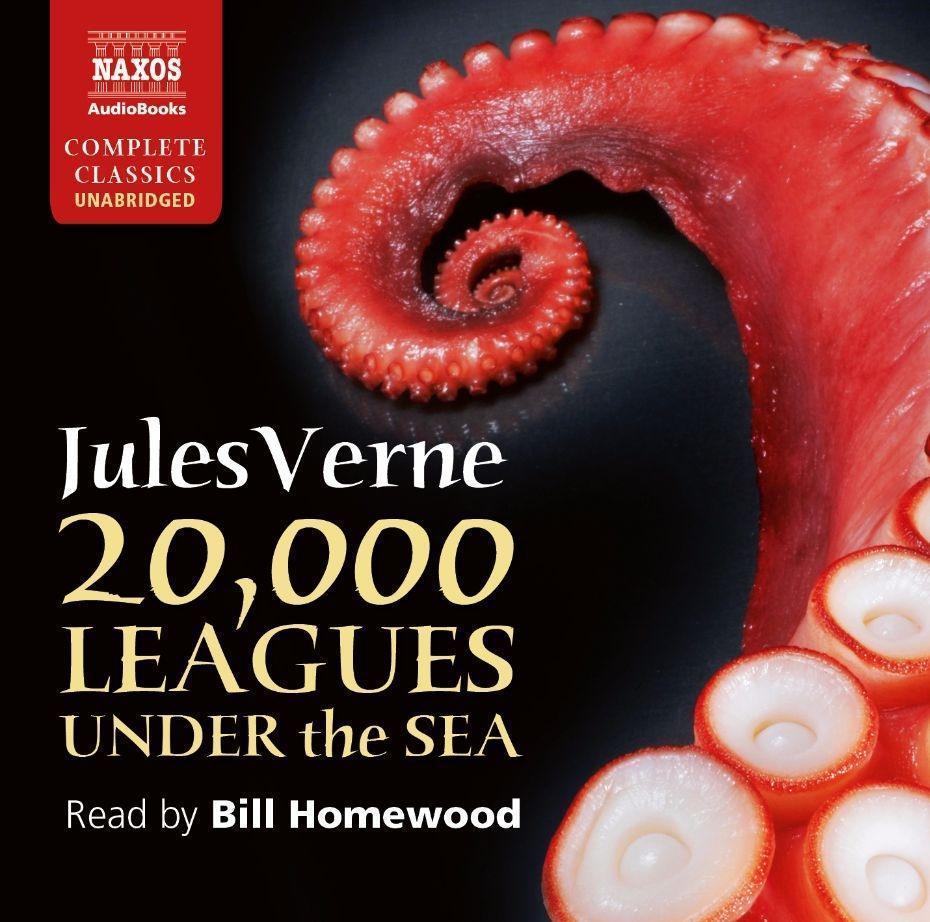 20.000 Leagues Under the Sea Jules Verne