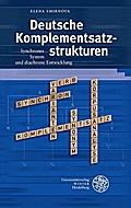 Deutsche Komplementsatzstrukturen