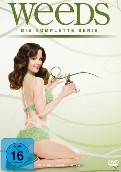 Weeds - Die komplette Serie DVD-Box