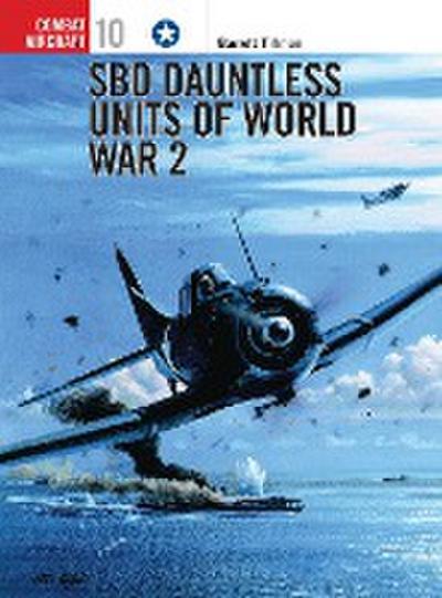 SDB 'Dauntless' Units of World War 2