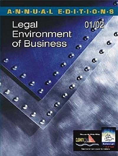 Annual Editions: Legal Environment of Business 01/02