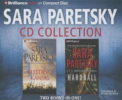 Sara Paretsky CD Collection 2: Bleeding Kansas, Hardball