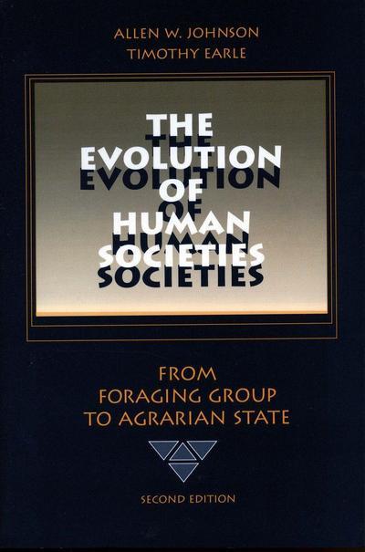 Johnson, A: The Evolution of Human Societies