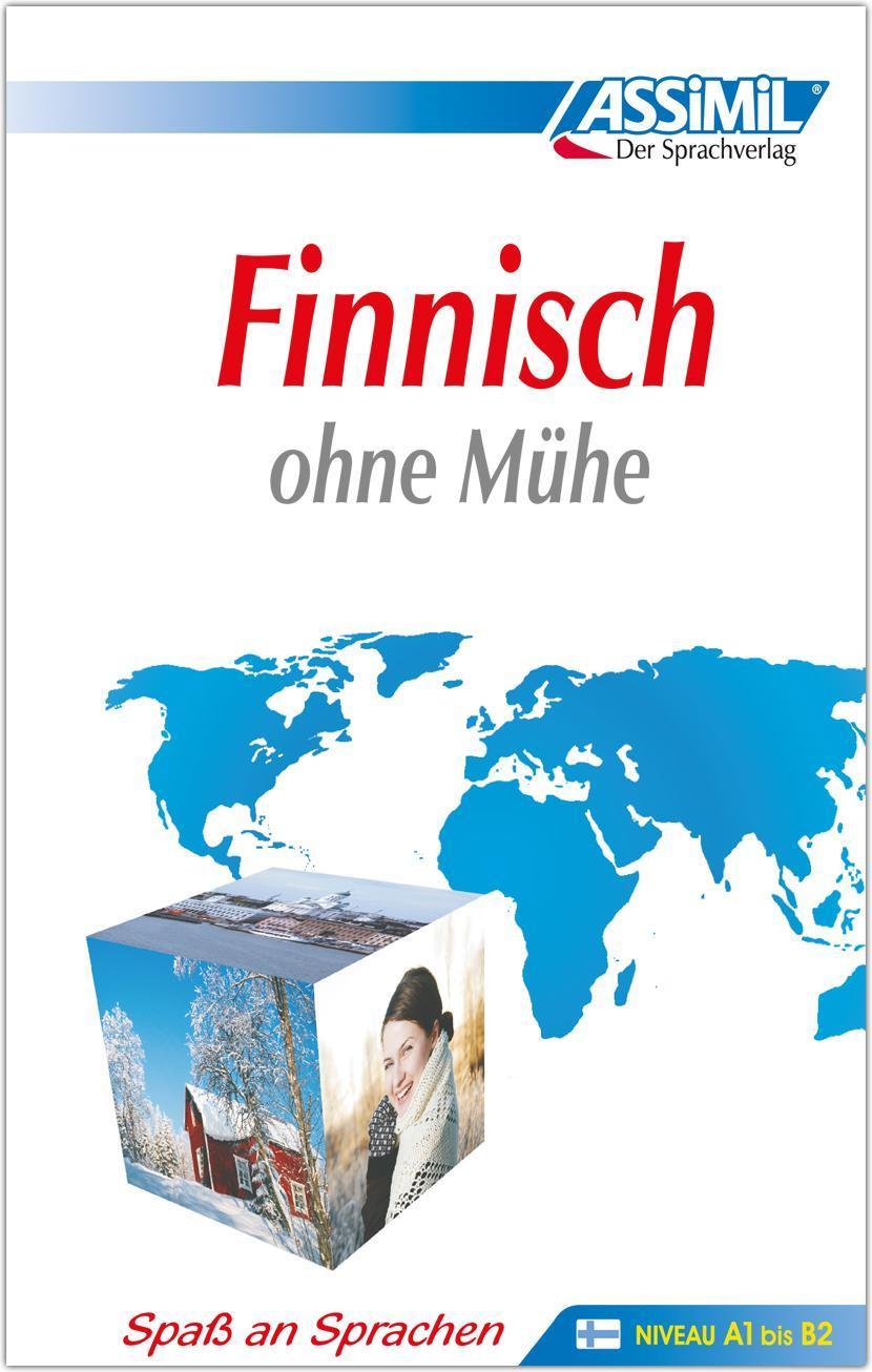 Tuula Laakonen , Assimil. Finnisch ohne Mühe. Lehrbuch ,  9783896250179