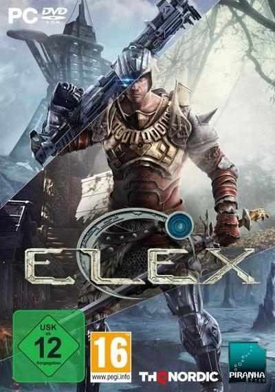 Elex. Für Windows 7/8/10 (64-Bit)