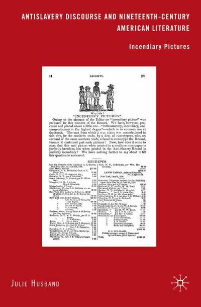 Antislavery Discourse and Nineteenth-Century American Literature