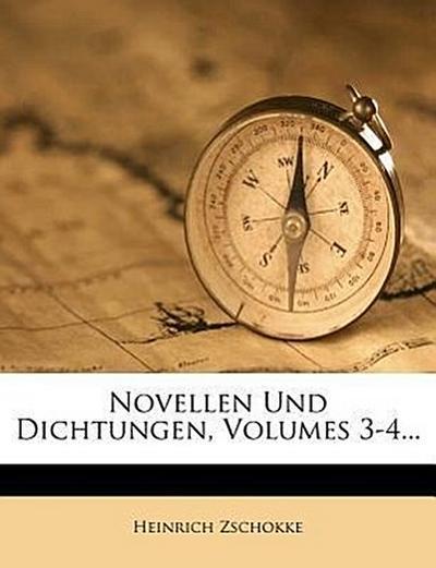 Novellen und Dichtungen, Dritter Theil, 1865