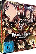 Attack on Titan - Anime Movie Teil 2: Flügel der Freiheit - Steelcase Blu-ray (limited Edition)