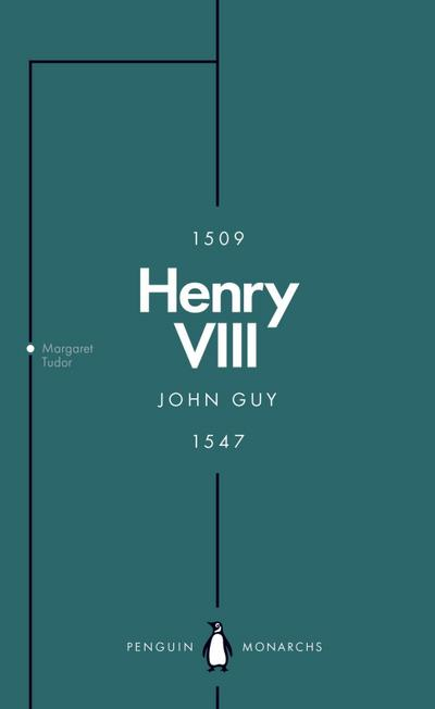 Henry VIII (Penguin Monarchs)