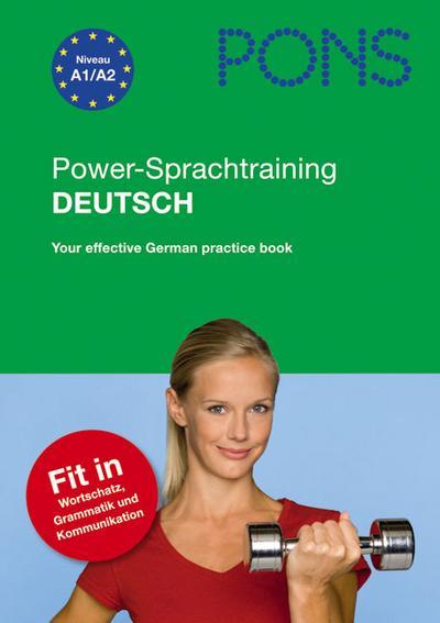 PONS Power-Sprachtraining Deutsch als Fremdsprache