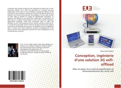 Conception, ingénierie d'une solution 3G wifi-offload