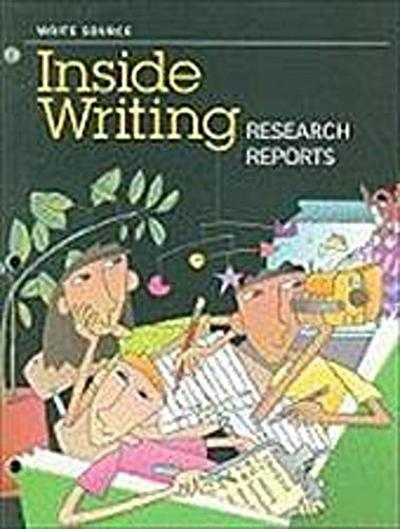 INSIDE WRITING RESEARCH REPORT
