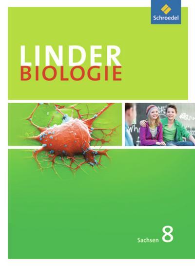LINDER Biologie 8. Schülerband. Sachsen