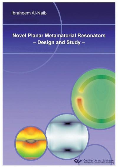 Novel Planar Metamaterial Resonators -Design and Study-
