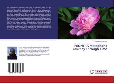 PEONY: A Metaphoric Journey Through Time