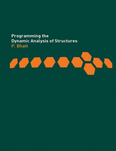 Programming the Dynamic Analysis of Structures