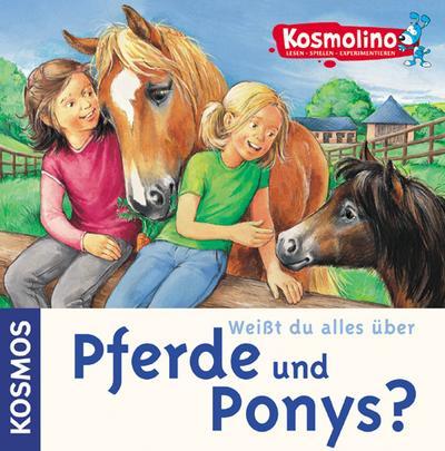 Weißt du alles über Pferde und Ponys?