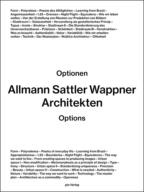 Allmann Sattler Wappner Architekten, Uta Leconte