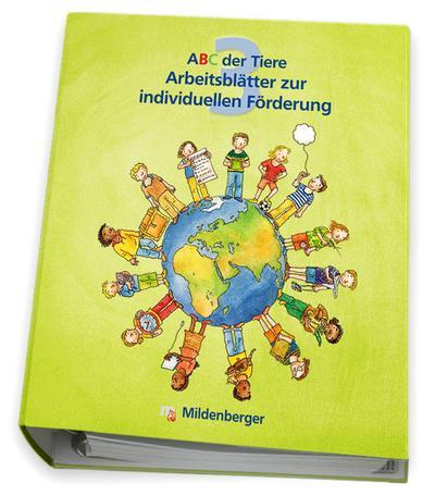 ABC der Tiere 3 - Arbeitsblätter zur individuellen Förderung