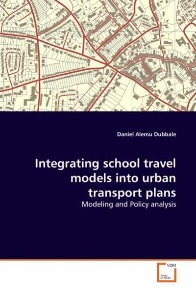 Integrating school travel models into urban transport plans