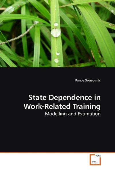 State Dependence in Work-Related Training