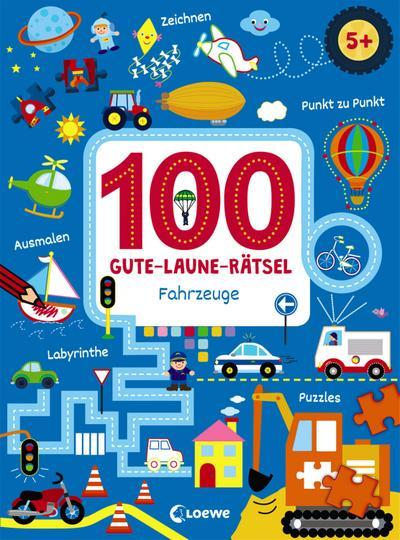 100 Gute-Laune-Rätsel - Fahrzeuge