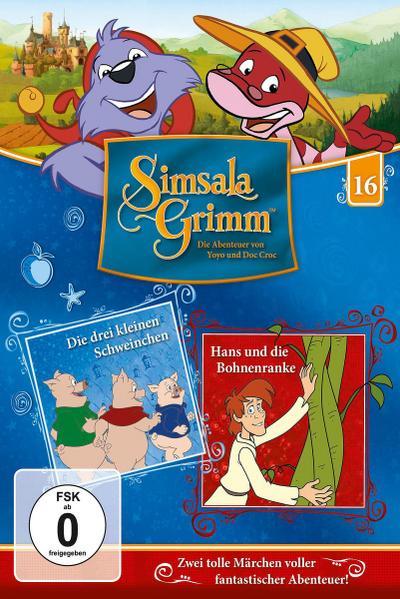 SimsalaGrimm 16: Drei kleinen Schweinchen / Hans & Bohnenranke