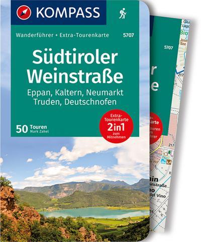 KV WF 5707 Südtiroler Weinstraße, Eppan, Kaltern, Neumarkt, Truden