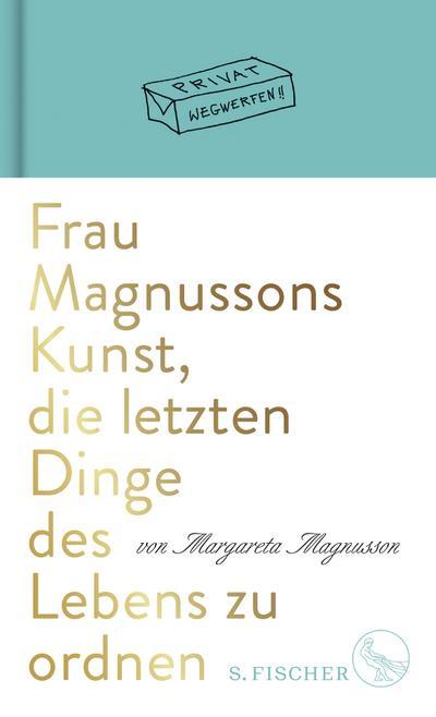 Frau Magnussons Kunst, die le