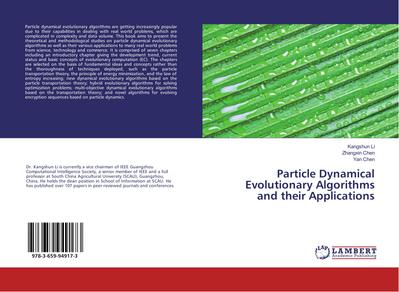 Particle Dynamical Evolutionary Algorithms and their Applications