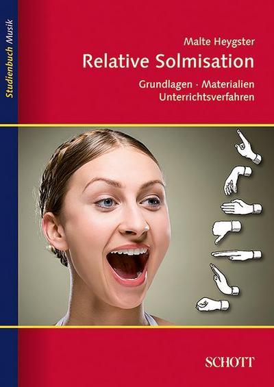 Handbuch der Relativen Solmisation  Neuausgabe 2009, broschiert