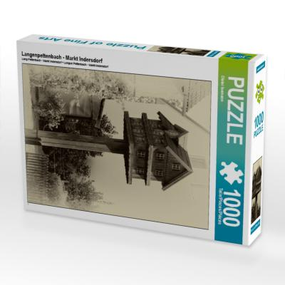 Langenpettenbach - Markt Indersdorf (Puzzle)