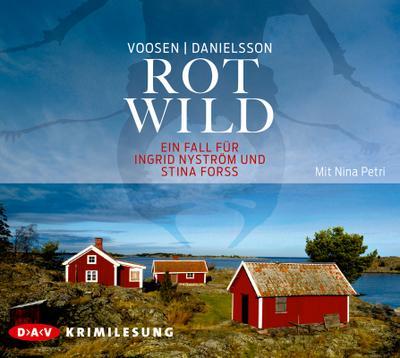 Rotwild, 6 Audio-CDs