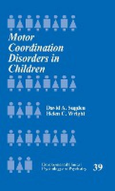 Motor Coordination Disorders in Children