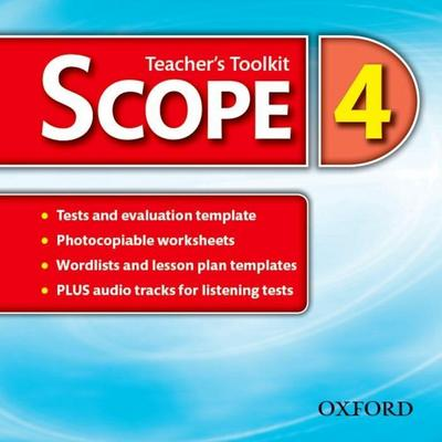 Scope: Level 4. Teacher's Toolkit