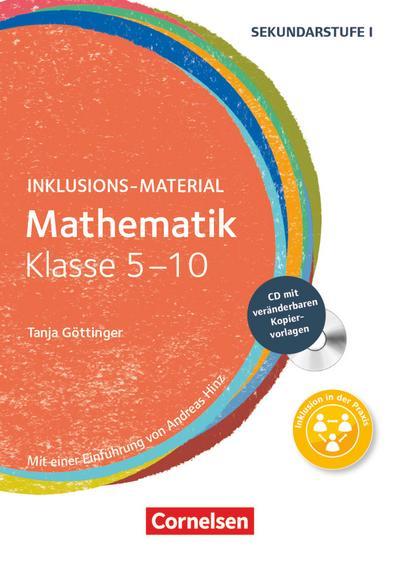 Inklusions-Material: Mathematik Klasse 5-10
