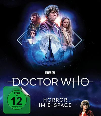 Doctor Who - Vierter Doktor - Horror im E-Space