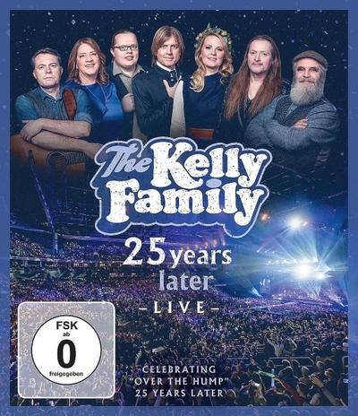 25 Years Later - Live, 1 Blu-ray